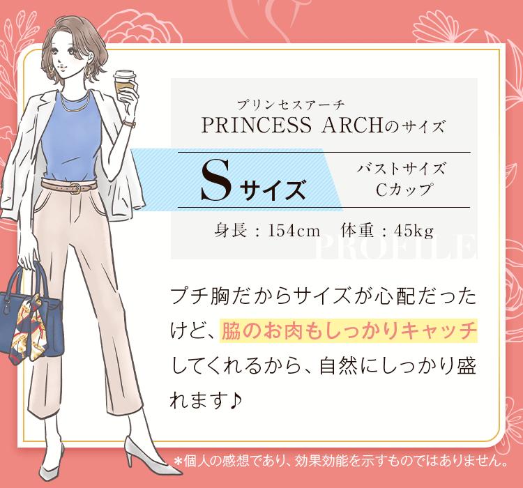 プリンセスアーチモデルs