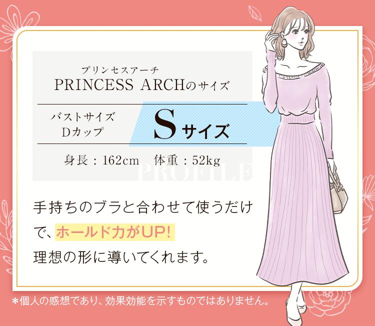 プリンセスアーチモデルs2